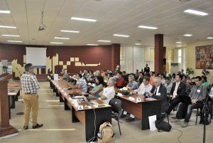 Plenaria del Seminario OLInFER 2018.